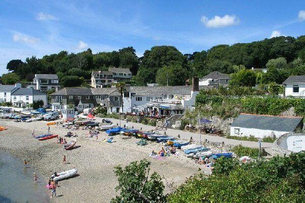 Helford Passage Beach, Cornwall
