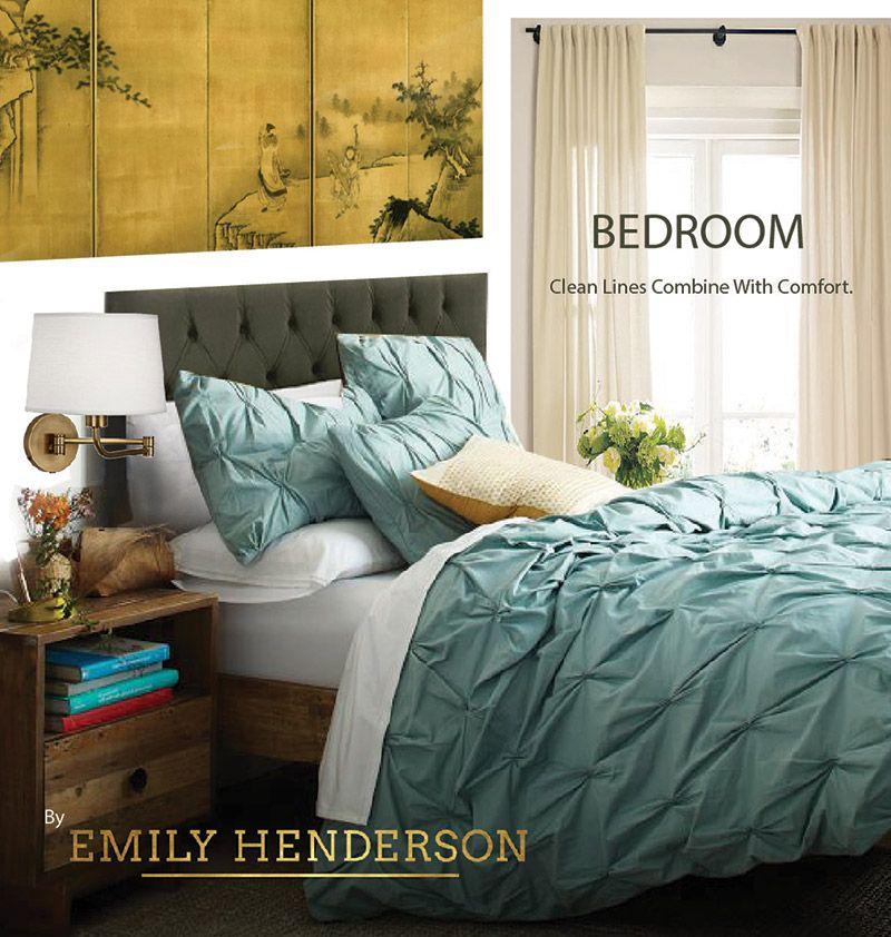 Designing for Seniors Bedroom Mood Board Sunrise Senior Living