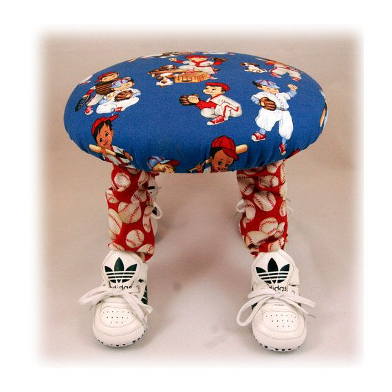 Footstool Small Footstool Child S Chair By Imaginationfootstool Small Footstool Kids Chairs Fun Kids Decor