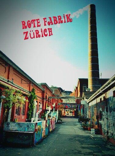 Rote Fabrik Zürich