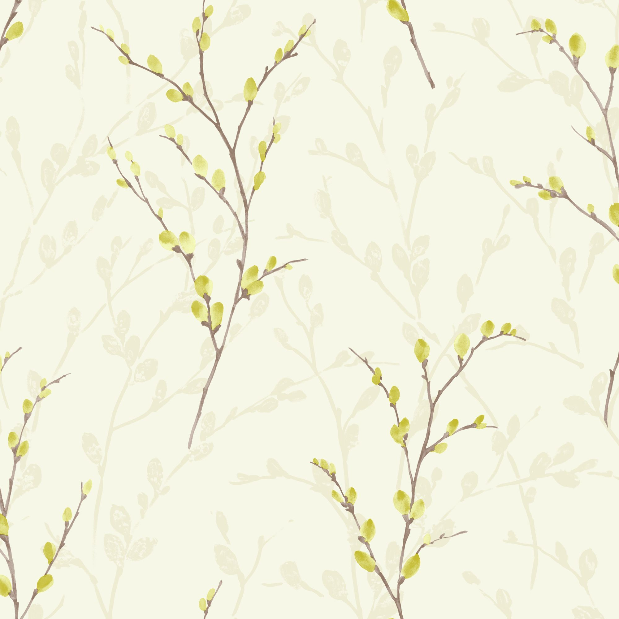 Diy At B Q: Arthouse Eco Willow Green Wallpaper