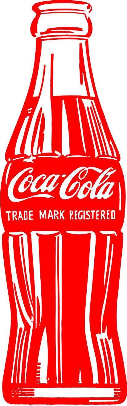 Enjoy Coca-Cola Die-Cut white vinyl decal