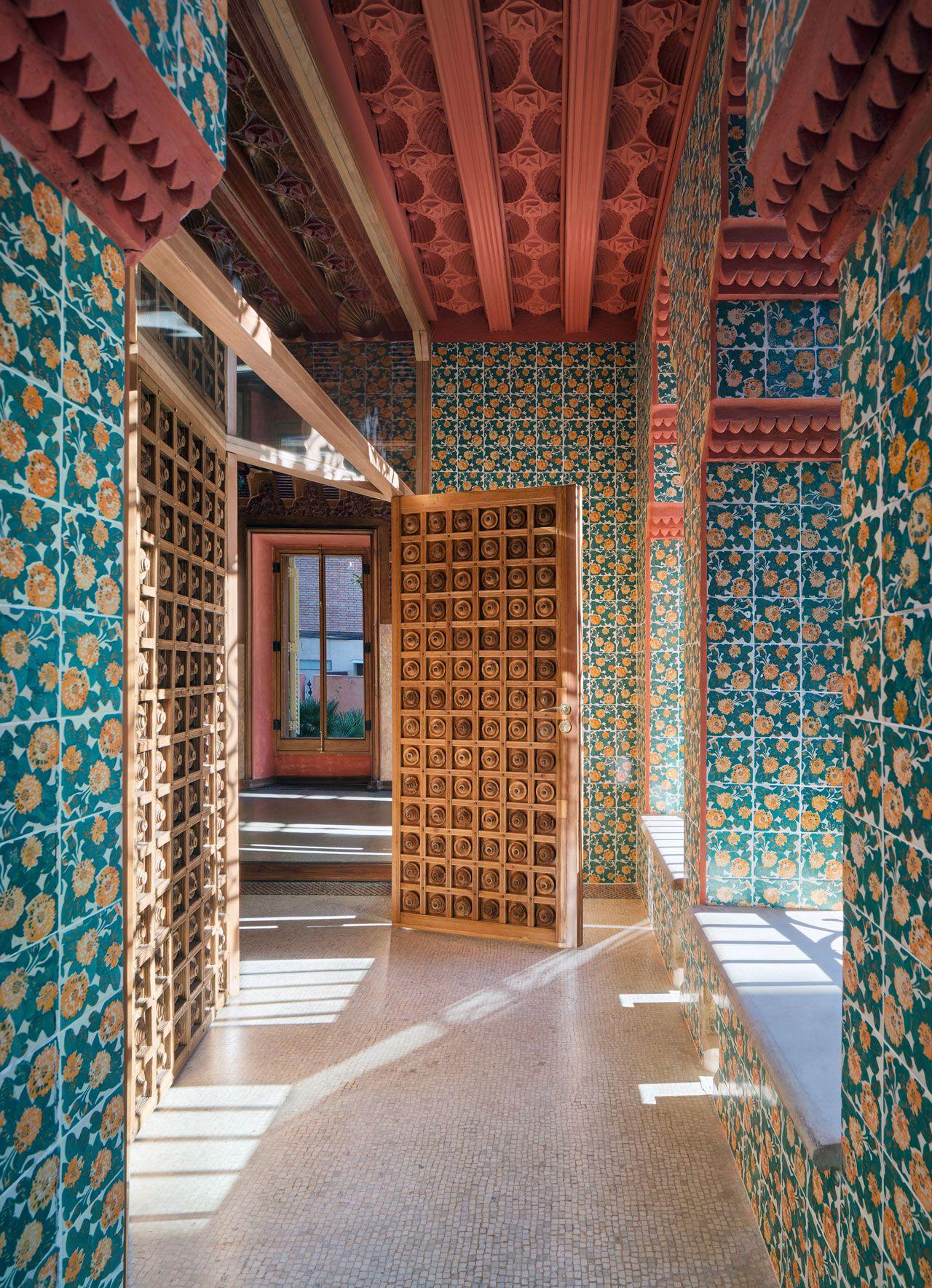Antoni Gaud s Casa Vicens Opens its Flamboyant Doors to the Public