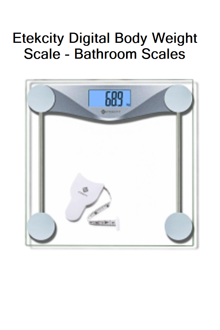 Etekcity Digital Body Weight Scale Bathroom Scales Uk Prices Etekcity High Precision Digital Body Weighing B Weight Scale Body Weight Scale Bathroom Scale