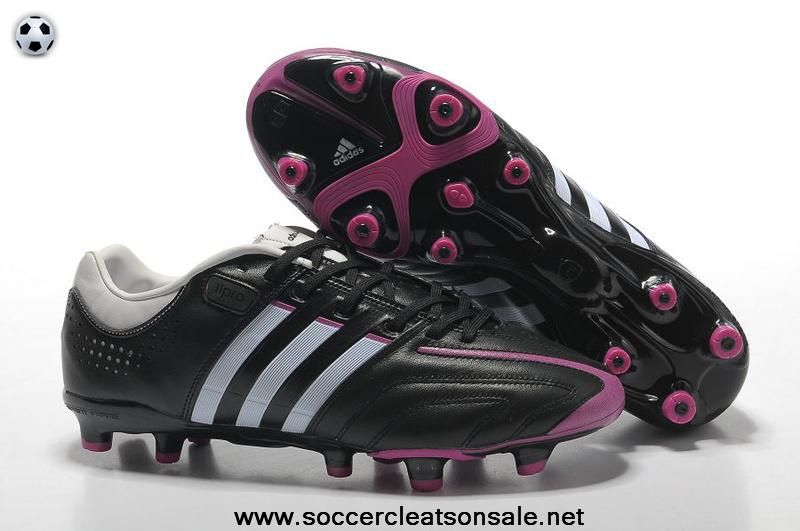 reputable site 2f9b2 04324 ... canada 2014 black running white bright pink adidas adipure 11pro trx fg  soccer shoes for sale