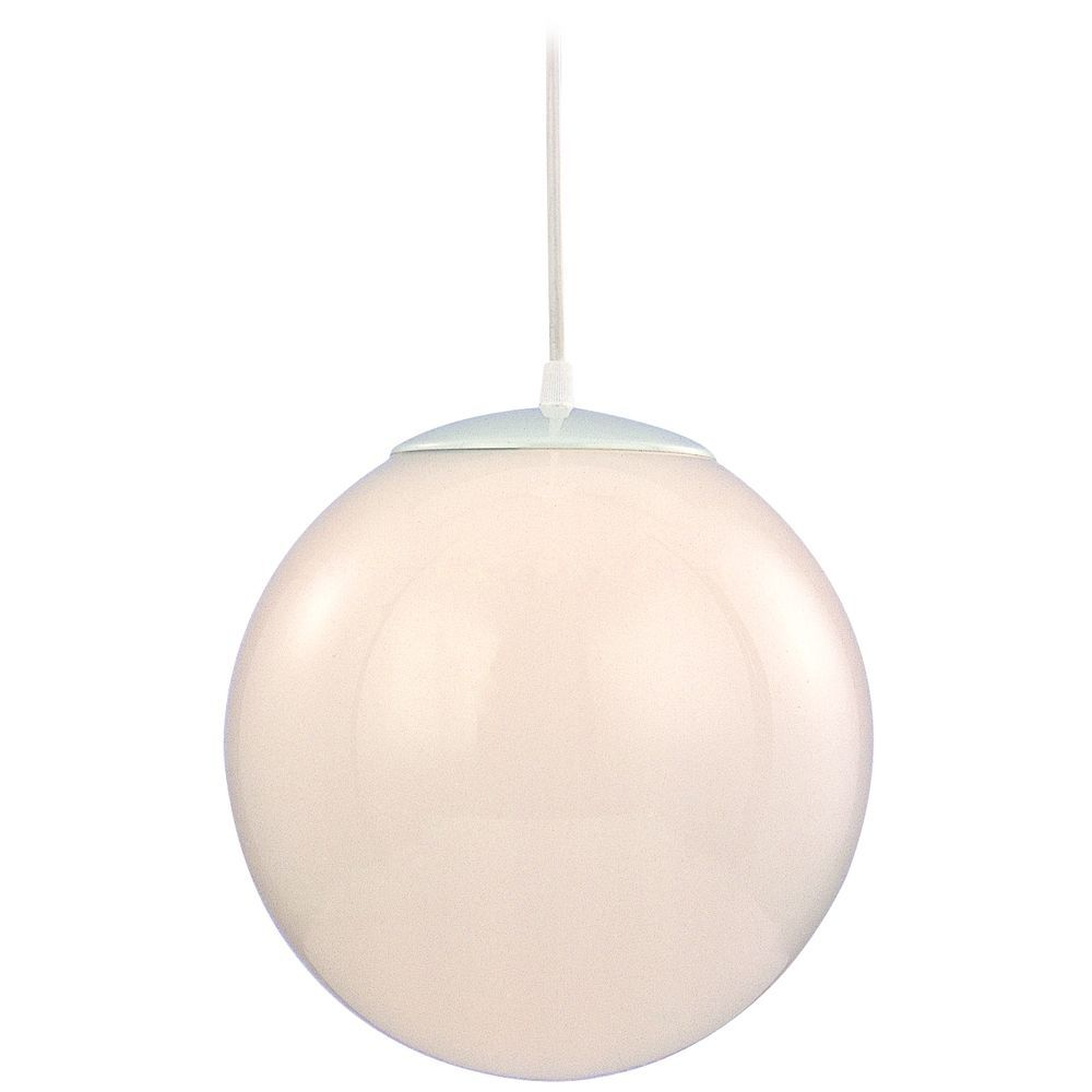 Design classics 10 inch cord hung white opal ball pendant light jj design classics 10 inch cord hung white opal ball pendant light jj 110 uses arubaitofo Image collections