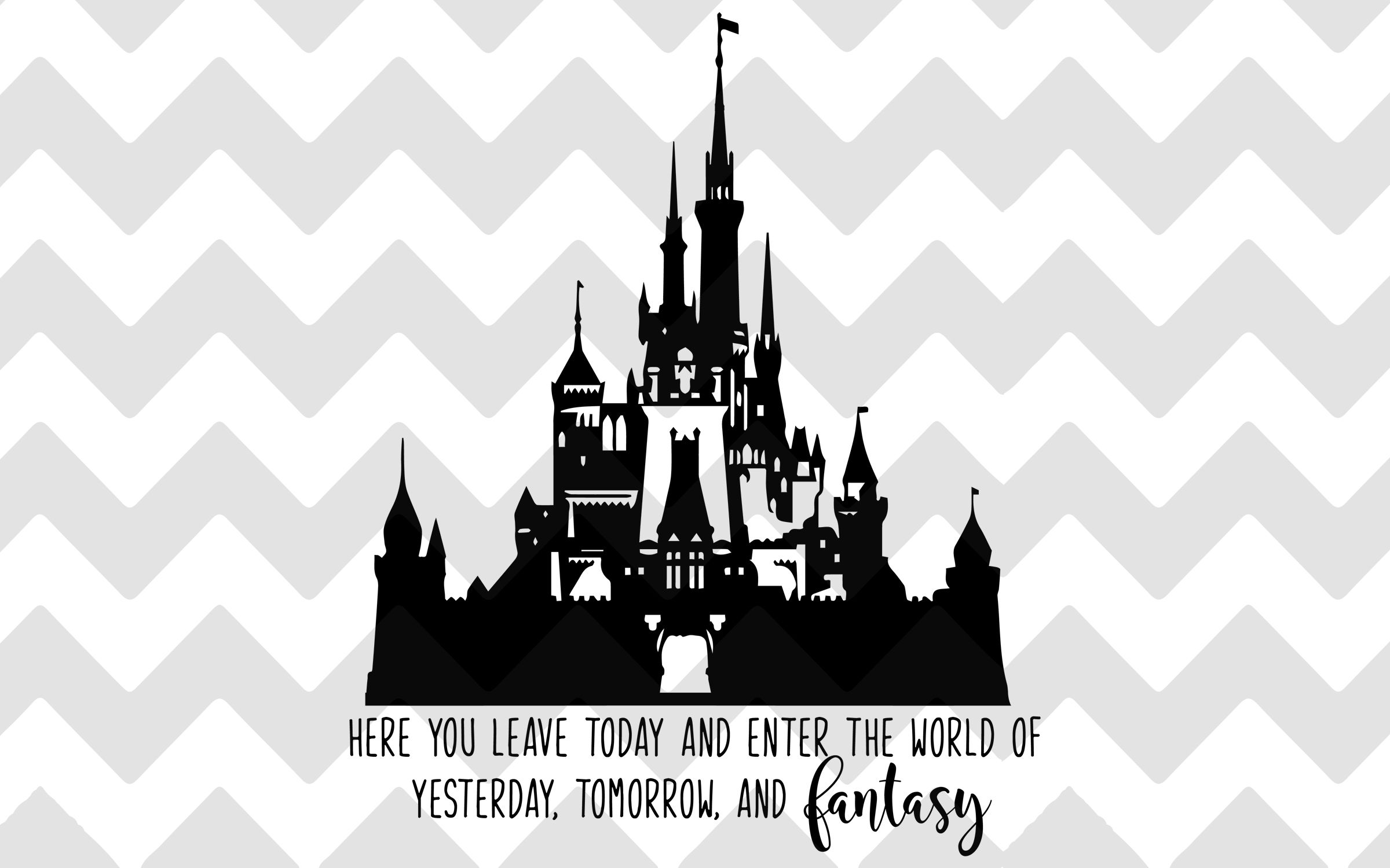Magic Kingdom Castle Svg Dxf Png Disney Etsy Magic Kingdom Castle Disney World Castle Silhouette Png
