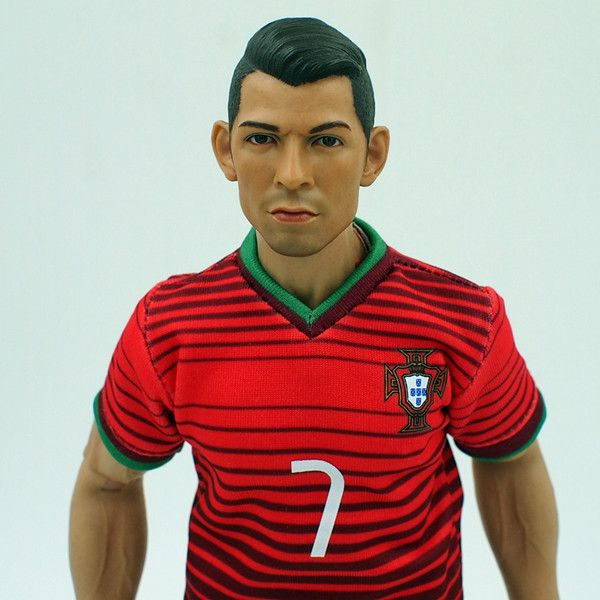 Kodoxo Football Doll Soccer 7 C Ronaldo Prt Global Free Shipping In Action Toy Figures From Toys Hobbies On Mens Tops Mens Polo Shirts Polo Ralph Lauren