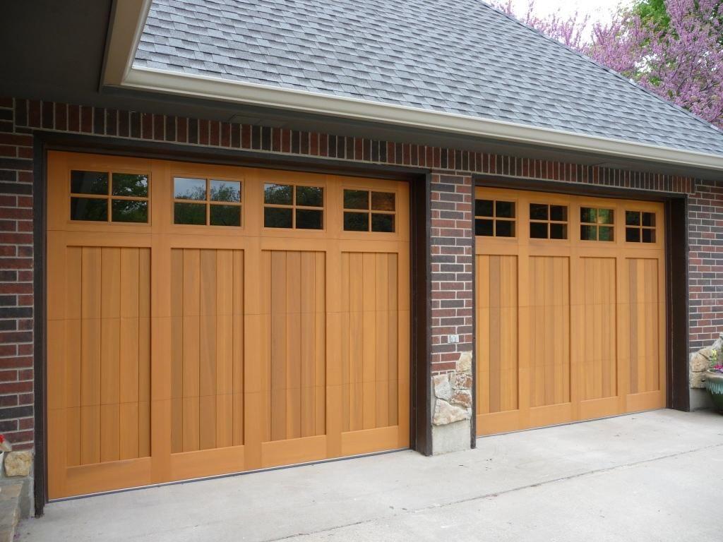 Wooden Garage Doors Fitted Garage Door Styles Wood Garage Doors Wooden Garage Doors