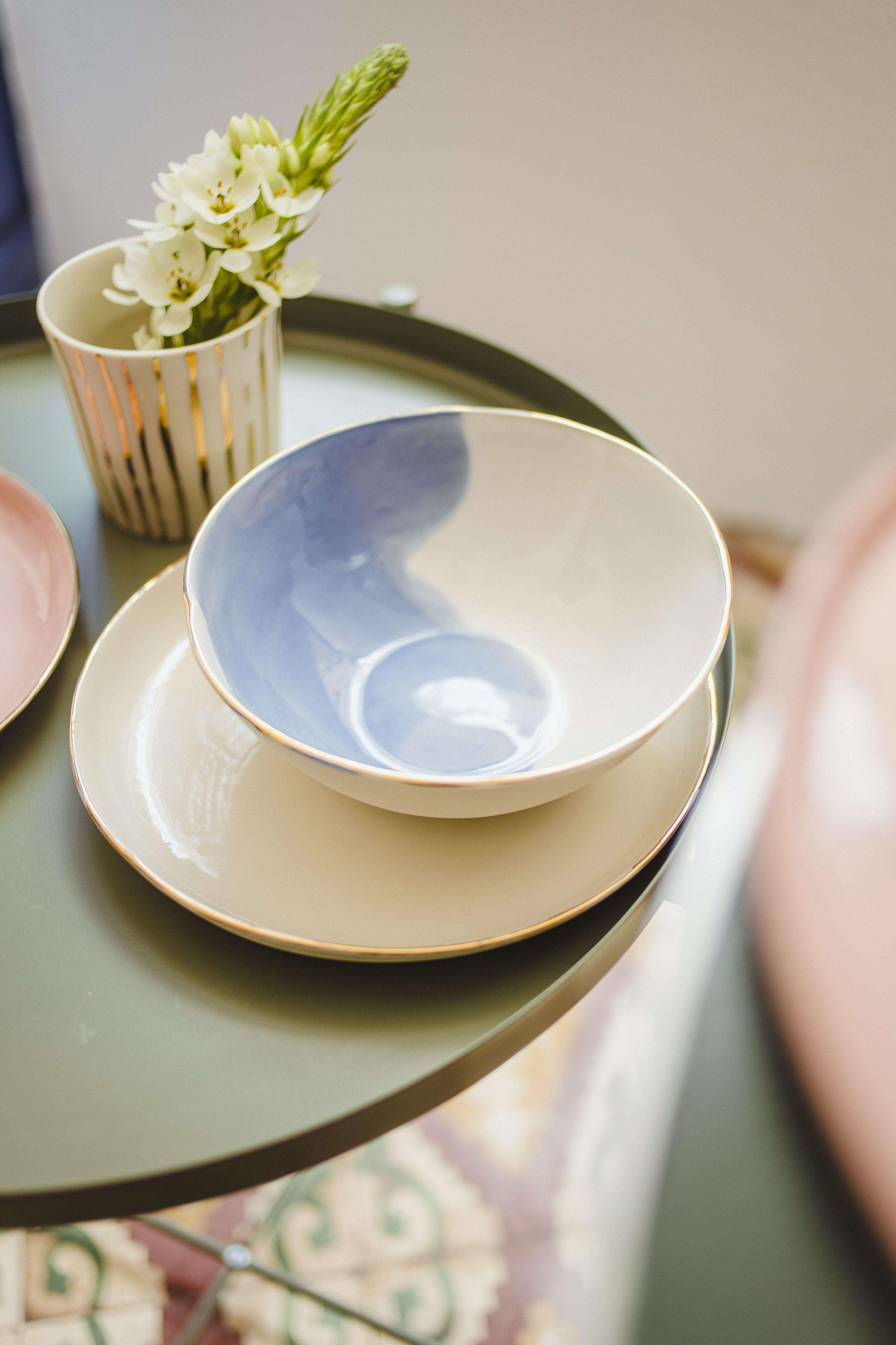 Corelle Blue 48 Piece Dinnerware Set Serves 12 Place Setting Dish Bowl Plate Cu