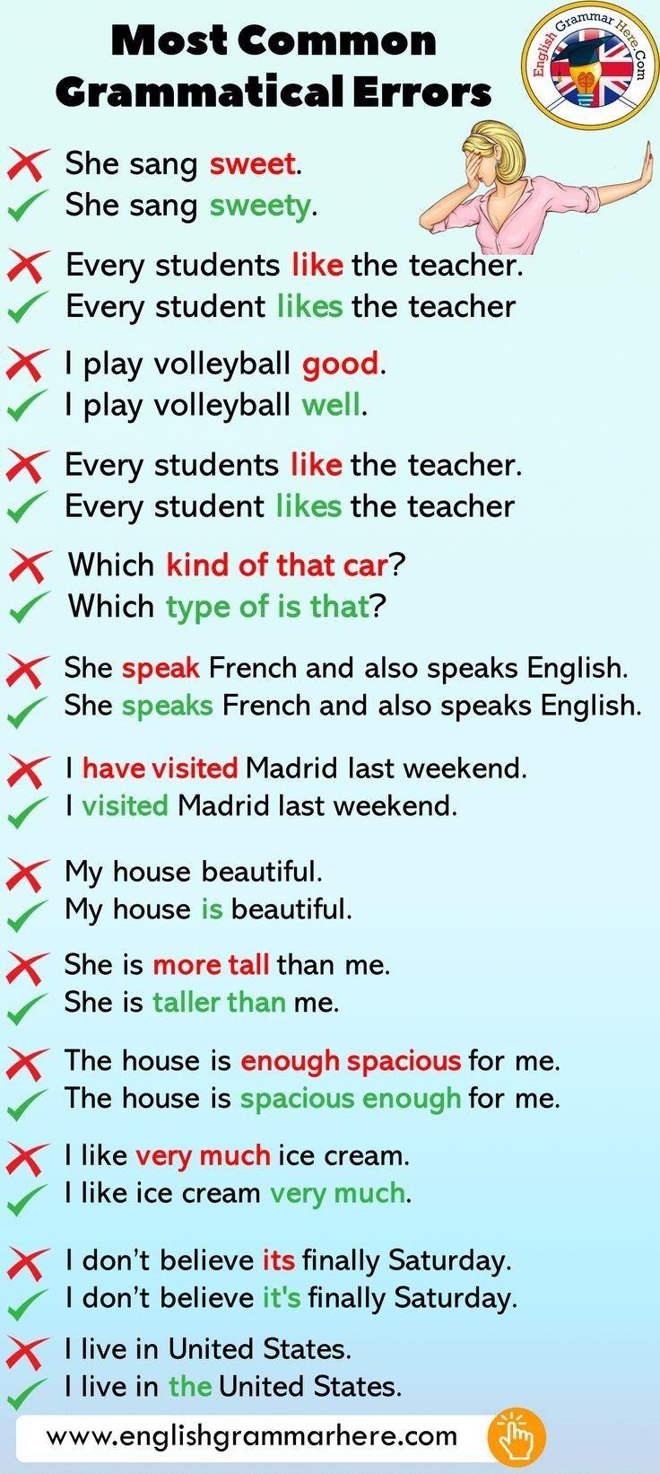Grammar Bahasa Inggris Tips Mengajar Pelajaran Bahasa Inggris Tata Bahasa Inggris