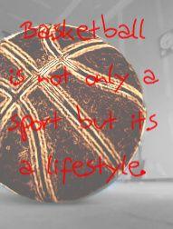 Basketbal It S Not Only A Sport It Is A Lifestyle Basketball Quotes Basketball Floor Basketball Hoop