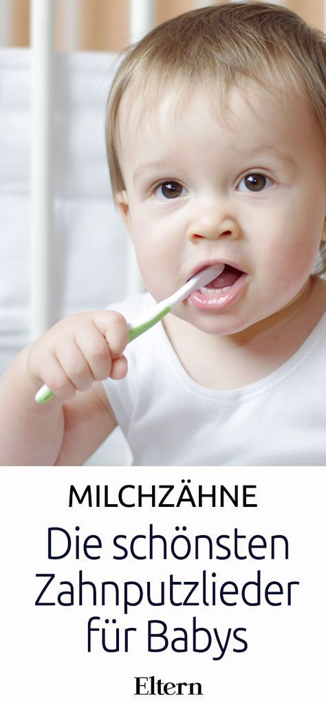Baby 1 Zahn