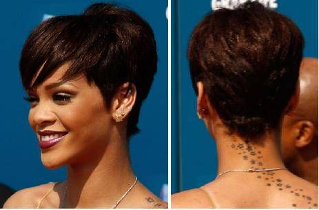 Amazing 1000 Images About Cut Cut Hairstyles On Pinterest Black Short Hairstyles Gunalazisus
