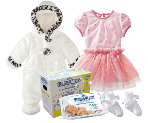 Cute finds from Target Baby that are perfect for an Oscars party!