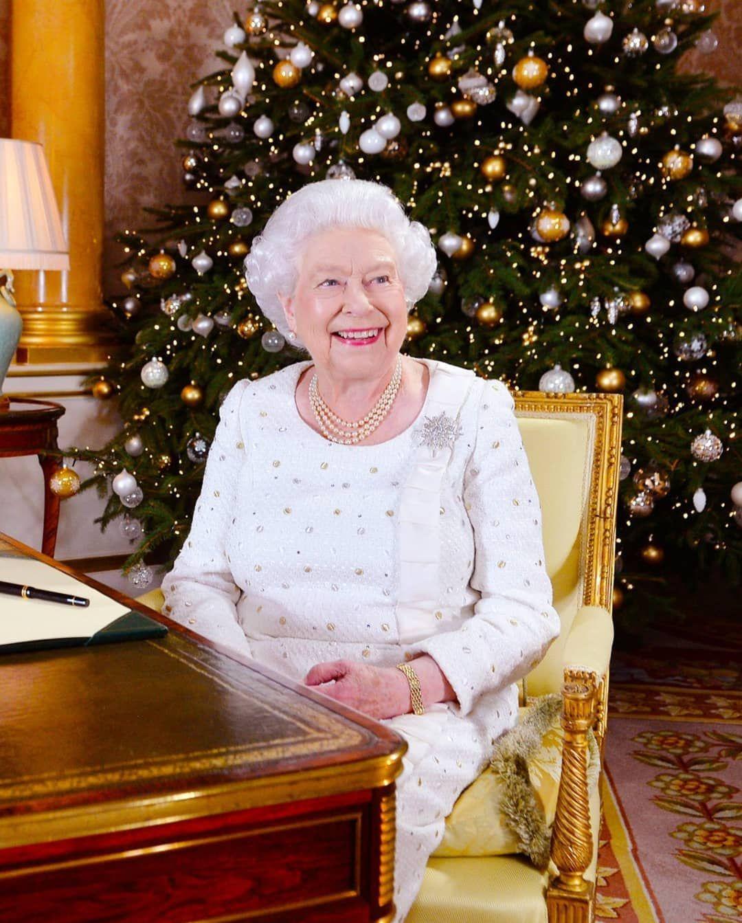 """The Queens Christmas Message 2019 HM Queen Elizabeth on Instagram: """"Her Majesty The Queen's"""