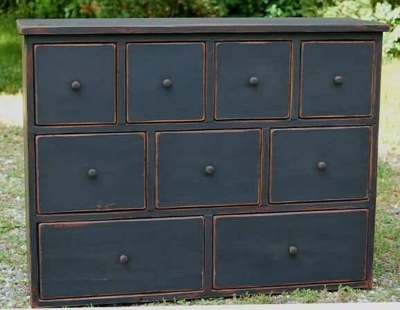 Primitive Painted Furniture