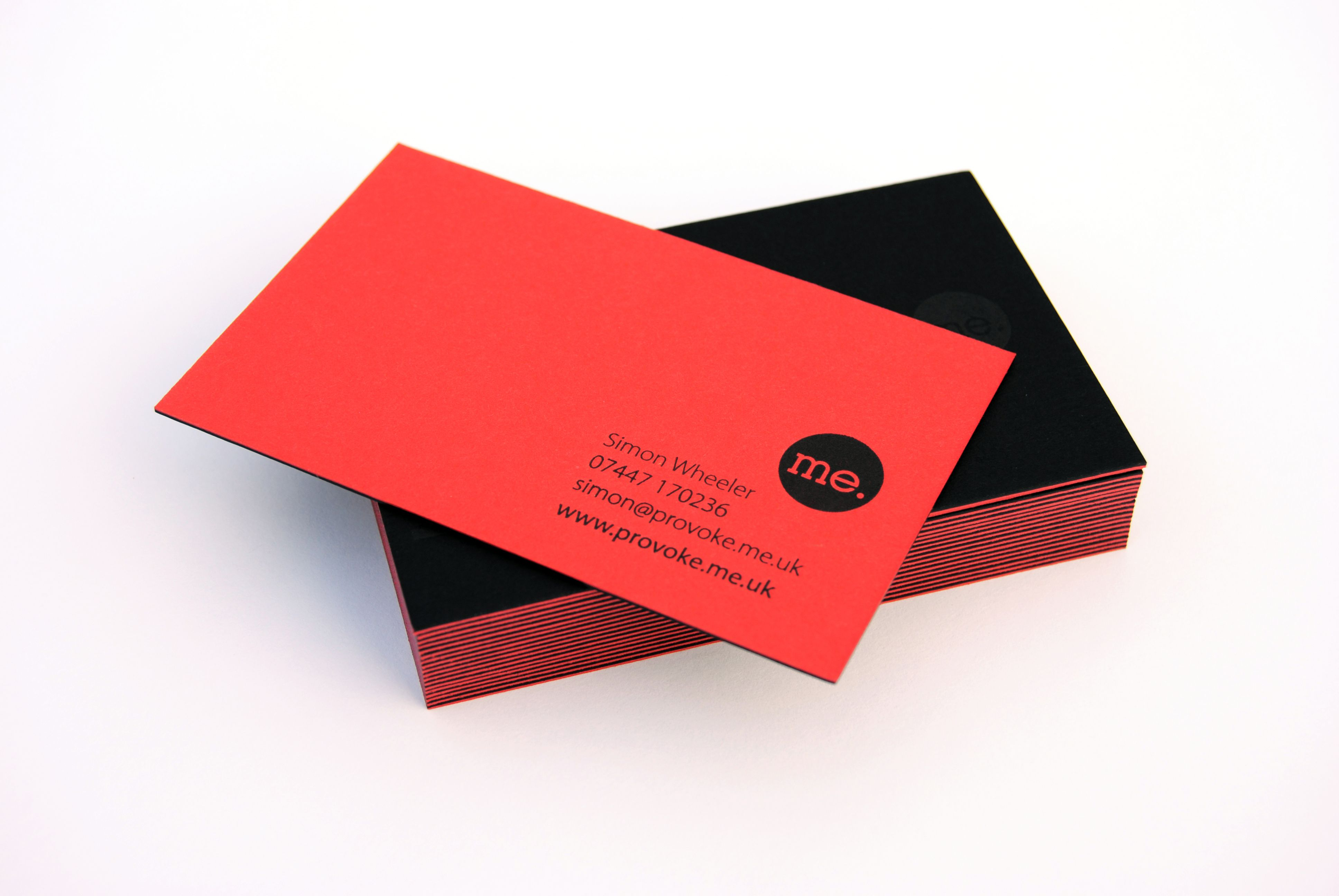 duplexed colorplan ebony bright red card stock