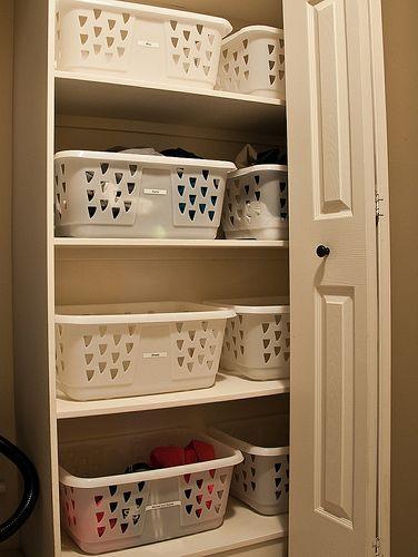 The Laundry Closet Laundry Room Organization Ikea Laundry Ikea
