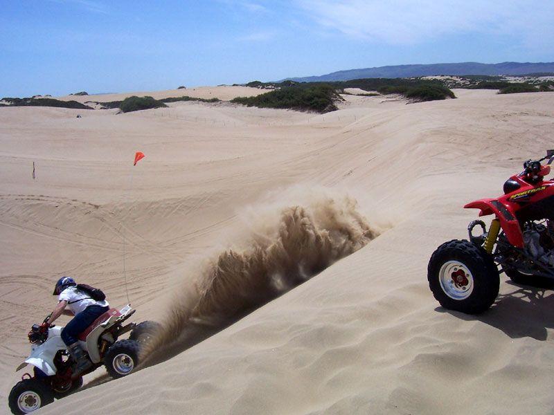 Pismo Beach Dunes Atv Riding