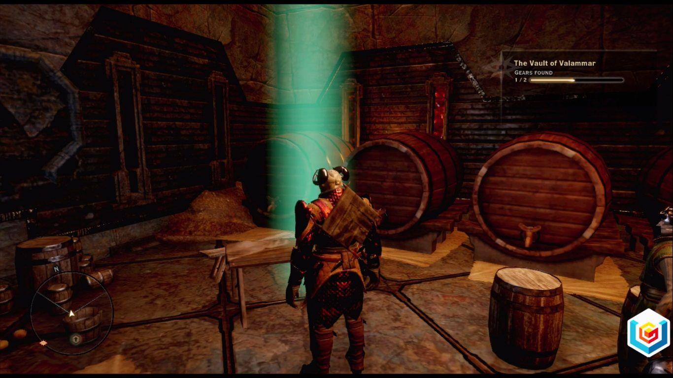 Dragon Age Inquisition The Vault Of Valammar Walkthrough Vgfaq Dragon Age Inquisition Dragon Age Age