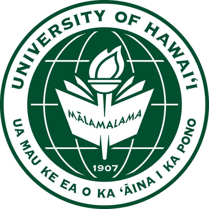 University of Hawaii Logo University of hawaii at manoa