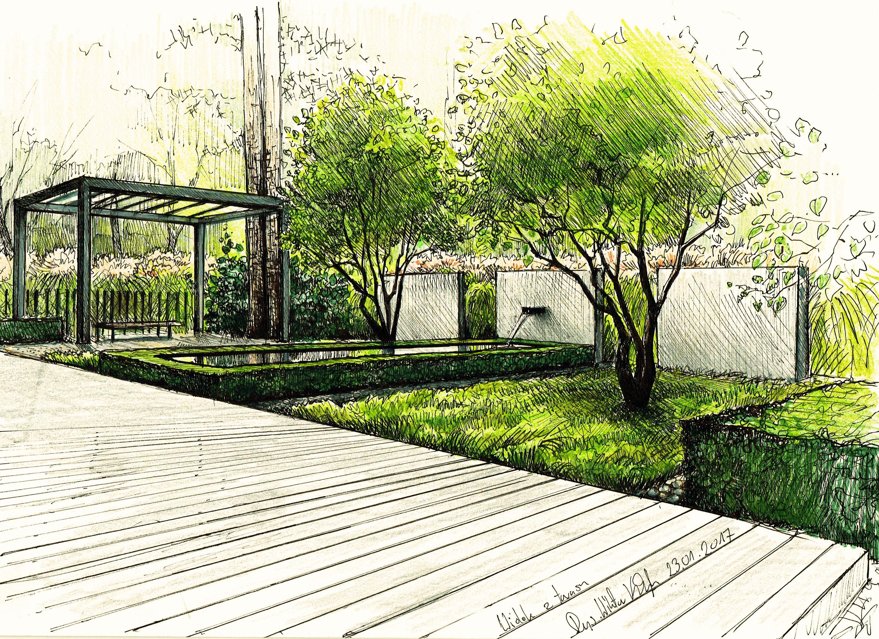 project of garden in berlin