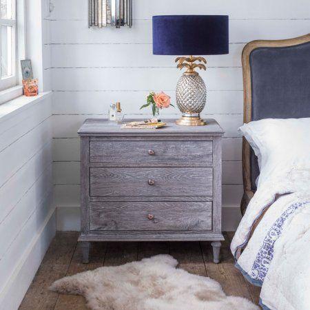 Best Darien Extra Large Bedside Table Large Bedside Tables 400 x 300