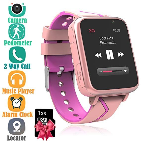 Watches Objective Children Kids Smart Watch 0.3mp Camera Lbs Tracker Ip67 Fitness Sport Watch Intelligent Photo Child Phone Watch