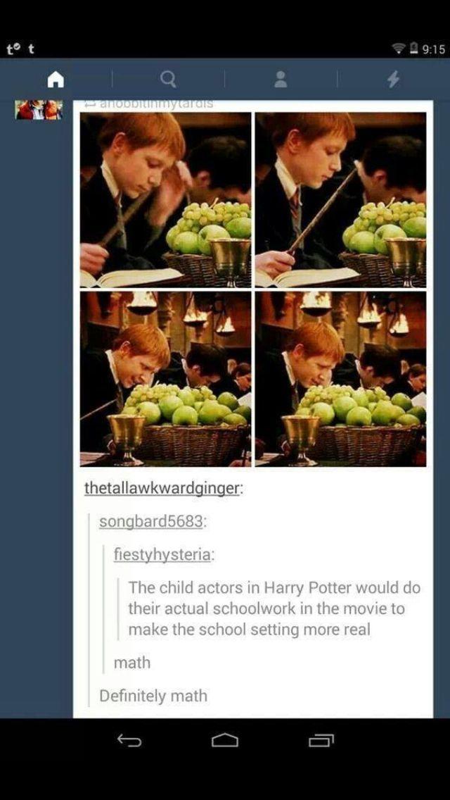 It S Always Math Harry Potter Jokes Harry Potter Universal Harry Potter Fan