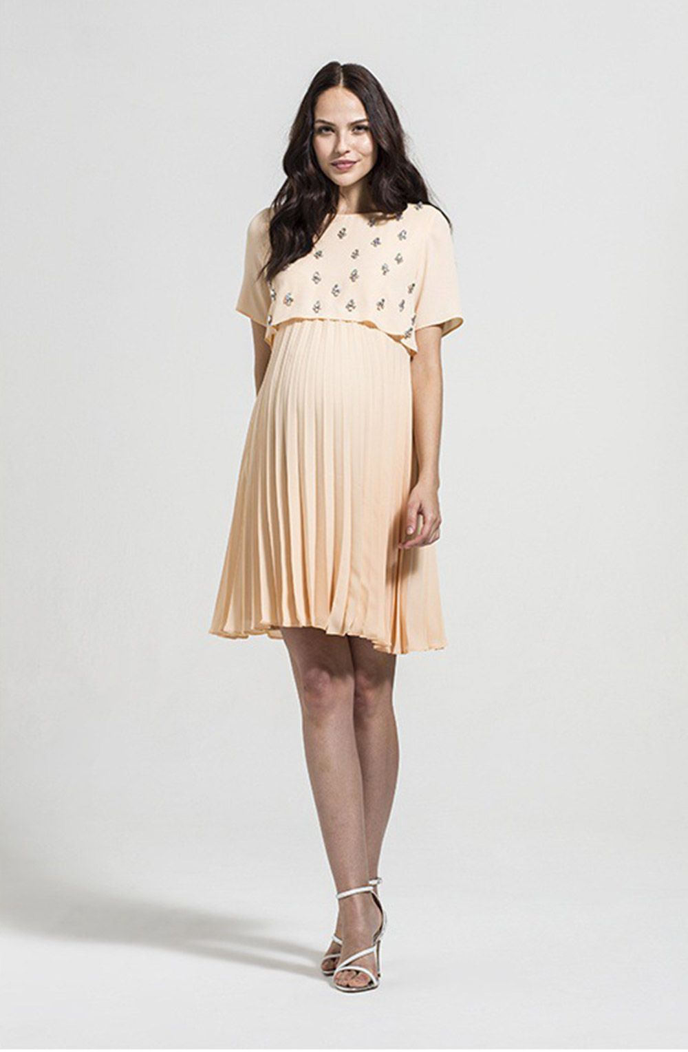maternity dress for wedding Stardust Maternity Wedding Guest Dress