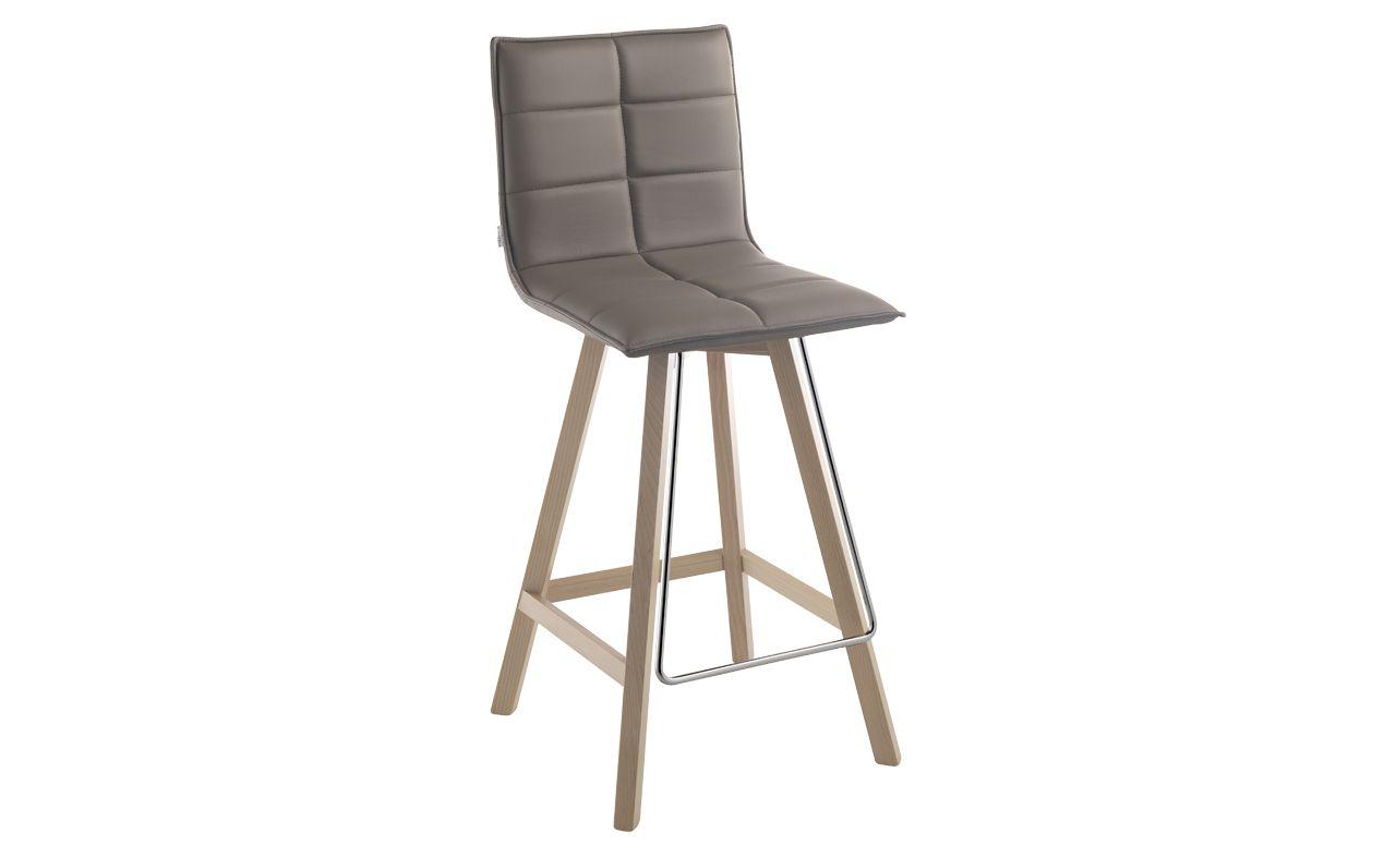 chaises de bar taupe dream 4 tabouret 239 euros chez schmidt beaucoup de coloris dispos - Chaise De Bar