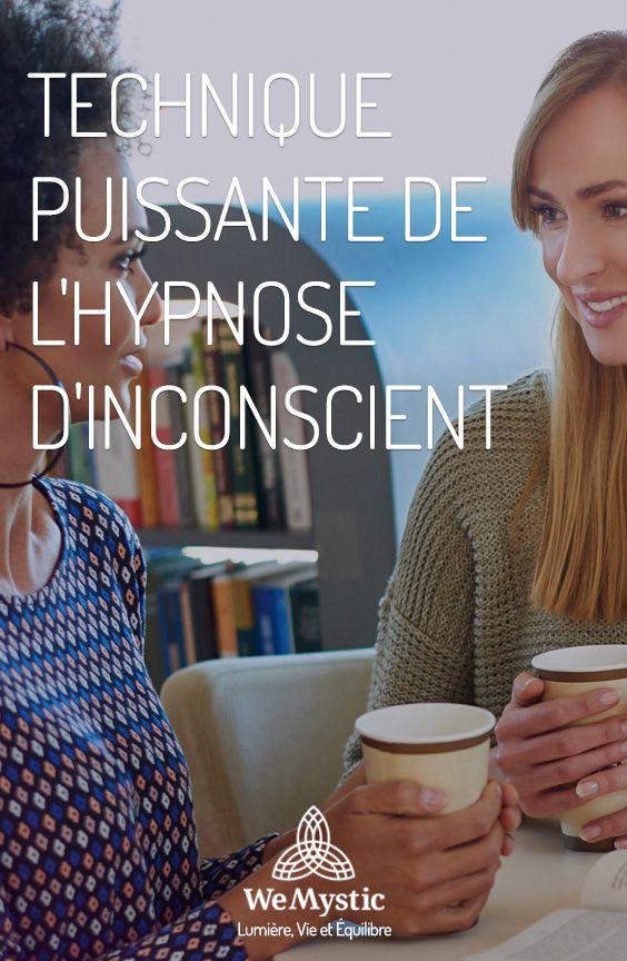 Technique puissante de l'hypnose d'inconscient | Hypnose