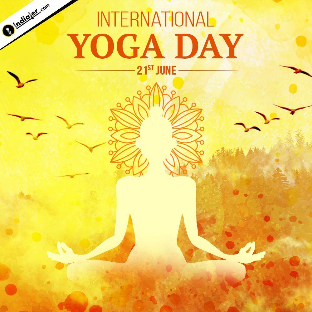 International Yoga Day Design Free Download Yoga Day International Yoga Day Free Design