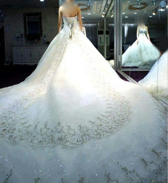 Beautiful princess gown | 02 Style for Women | Pinterest | Gowns ...