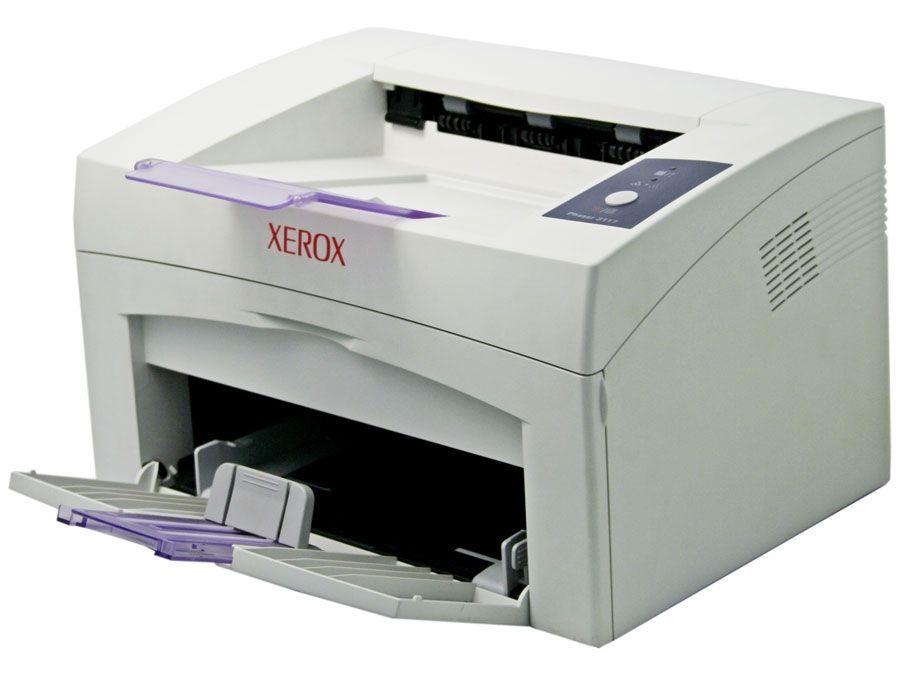 Драйвер для принтера phaser 3117 скачать бесплатно