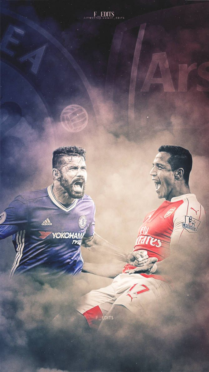Matchday edit of the Arsenal v Chelsea game by https://www ...