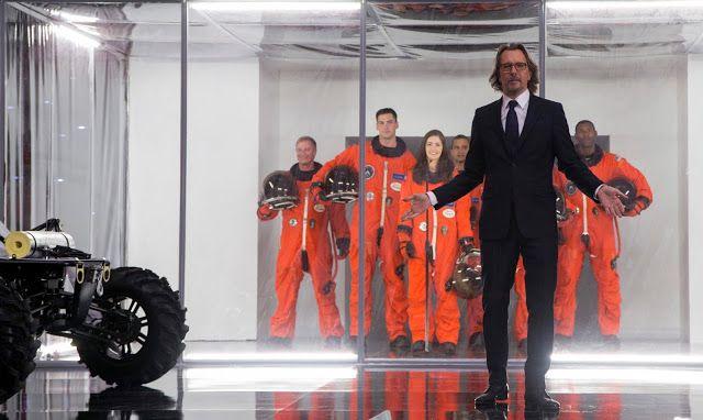 """MAPA DA CULTURA: Confira o trailer do filme """"O Espaço Entre Nós"""", com Gary Oldman e Asa Butterfield, o longa estreia em setembro (22/09)"""