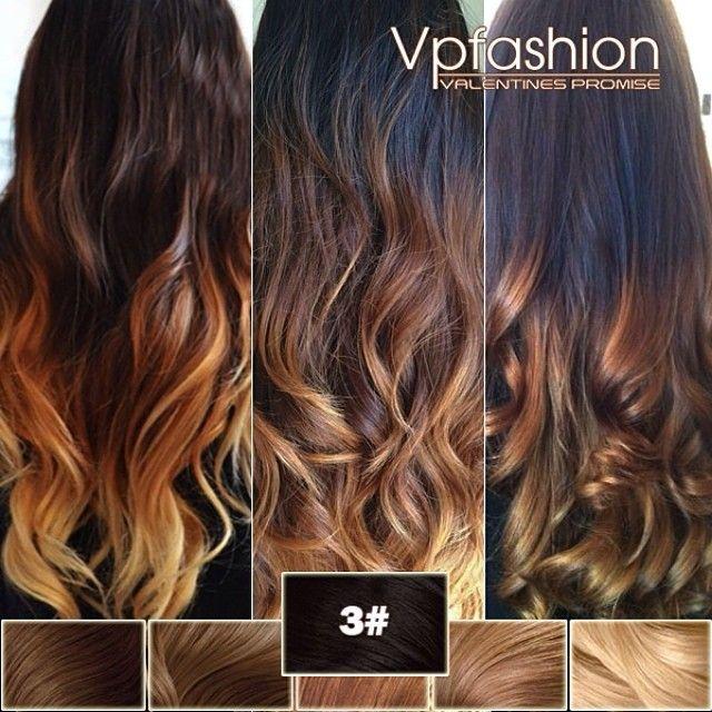 Top 2 Celebrity Sombre Hair Colors 2014 Spring Dark Brown Medium Reddish Brown On Top Hair Styles Sombre Hair Color Sombre Hair