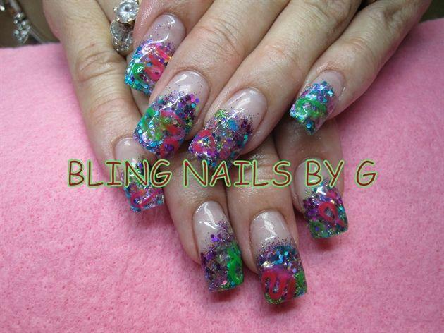 Junk Nails Nail Designs Pinterest Nail Art Galleries Nails