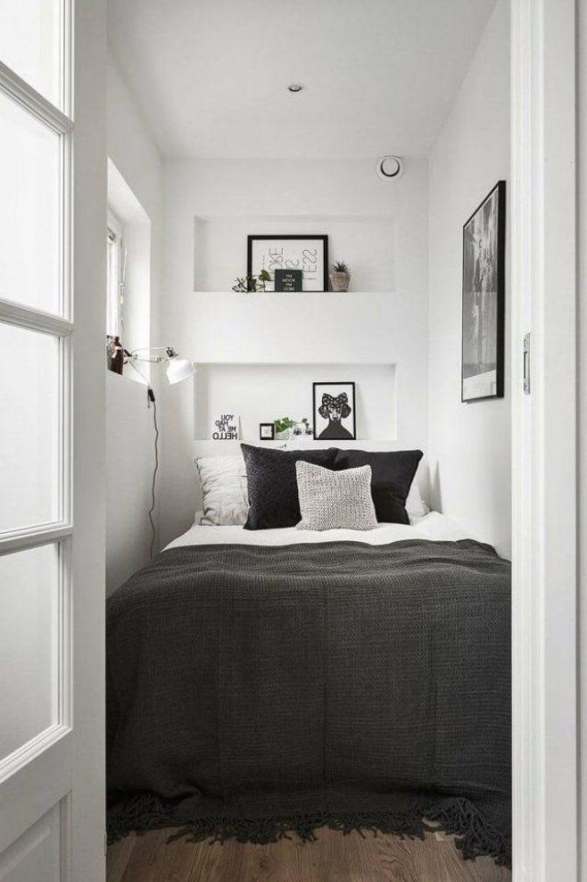 #kleinesschlafzimmer ein winziges Schlafzimmer kleine R ...