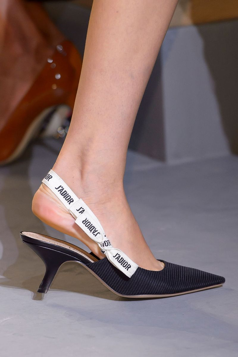 0e95178684489 The Hottest Shoe Trends for Spring 2017 | Shoe Wish List | Dior ...