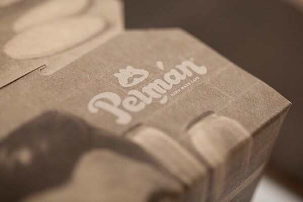 Cafe Branding: 'Pelman Handmade Cafe' by G-Sign