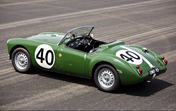 Classic British Racing Green Mg A Cool Old Cars British Sports