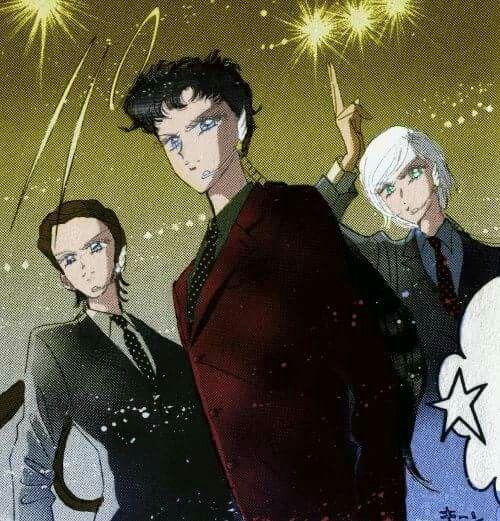 Starlights manga