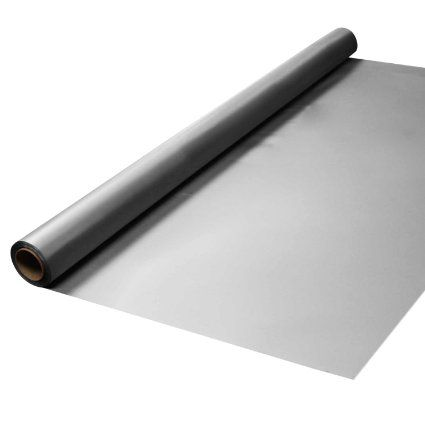 "Amazon.com : Northwest Enterprises Plastic Banquet Table Roll, 40"" x 100', Silver : Childrens Party Tablecovers : Toys & Games"
