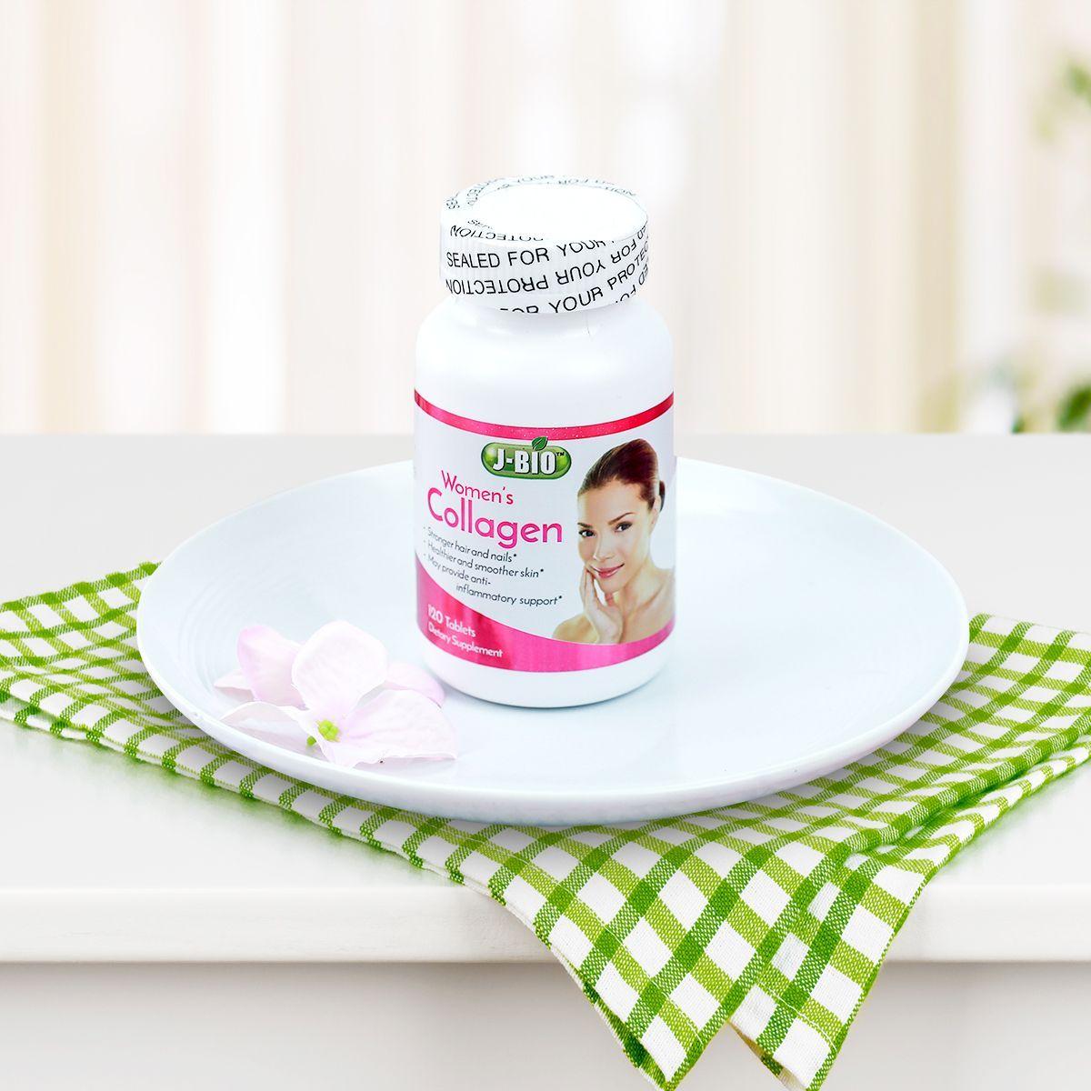 LADIES_Skin health is only the beginning. Collagen has