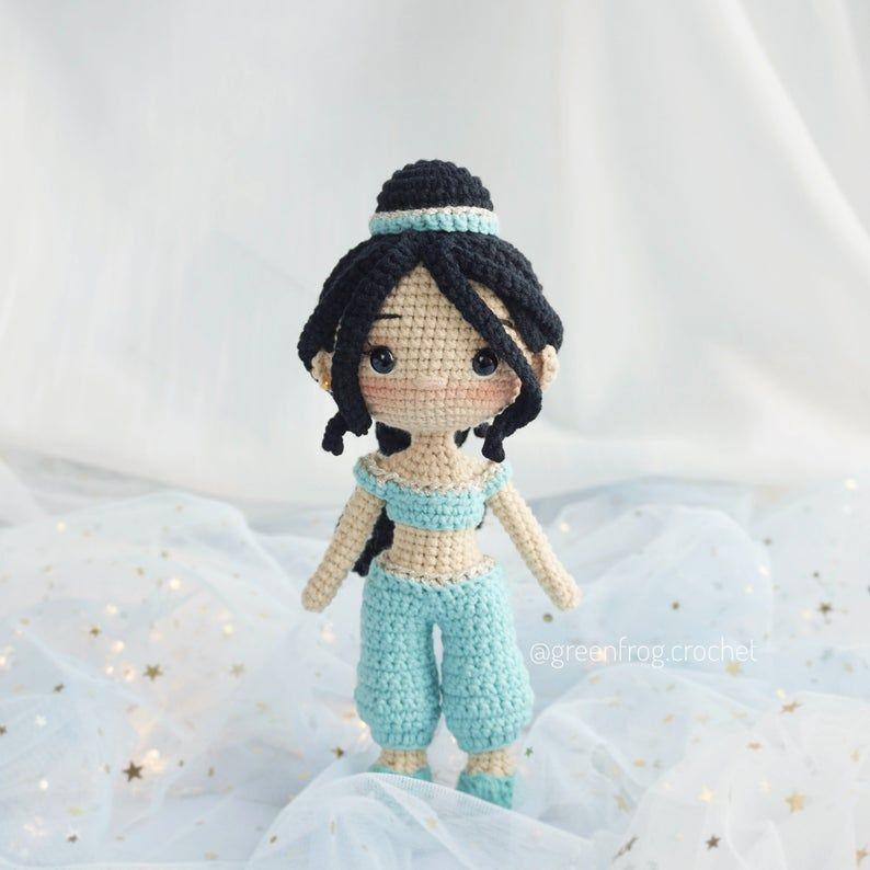 Victoria - Amigurumi Doll Crochet Pattern PDF | Crochet doll ... | 794x794