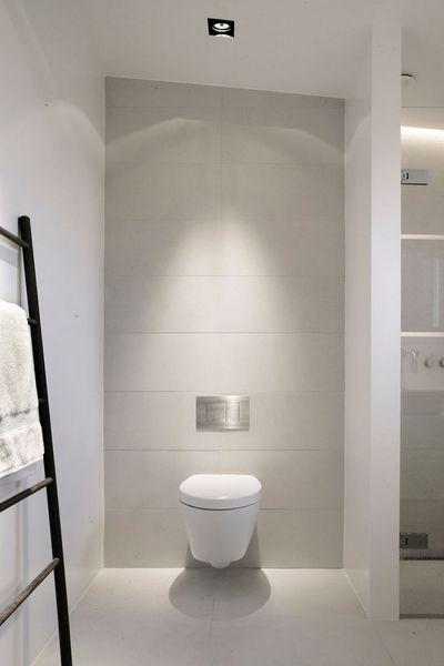 Deco wc blanc moderne : oui à la déco Harpic ! | Badezimmer