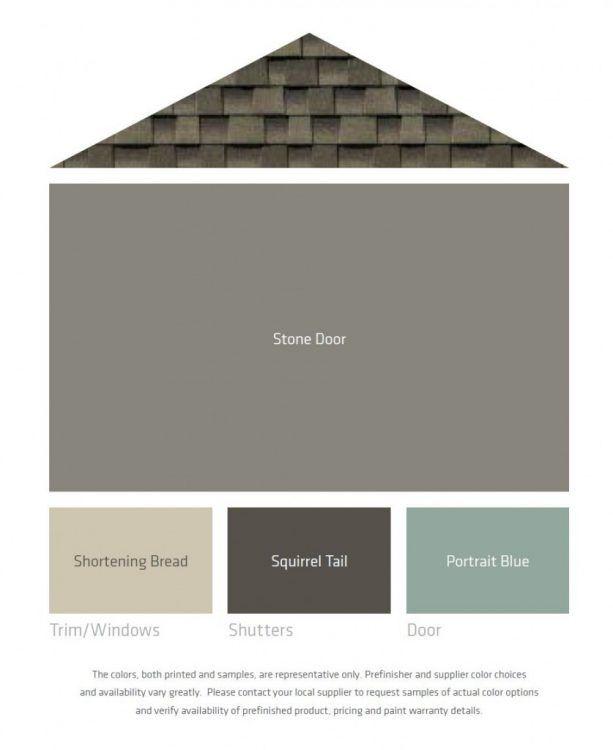 delightful lp smartside colors #4: Help Me Name LP SmartSide New Colors! - The Decorologist